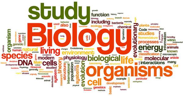 کلمات تخصصی انگلیسی زیست شناسی