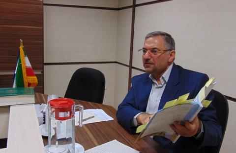دکتر محمود امانی طهرانی، مدیرکل دفتر تألیف کتابهای درسی